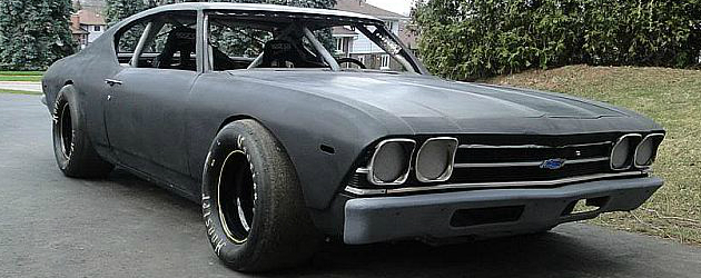 Project build: 1969 Chevy Chevelle Stock Car