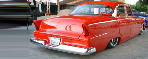 Custom 1955 Plymouth Belvedere