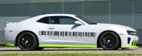 Camaro LS9 by Geiger Cars