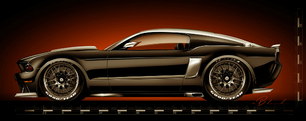 2014 Mustang by Hollywood Hot Rods