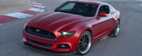 Realistic 2015 Mustang Render by Josiah LaColla