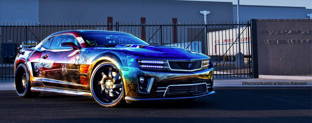 Camaro ZL1 – Freedom Fighter