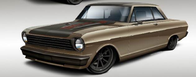 1964 Chevy II by Goolsby Customs