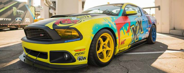 2014 Roush Racing World Challenge Car