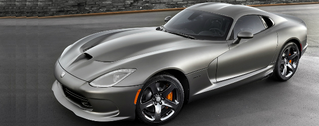 2014 SRT Viper Anodized Carbon Edition