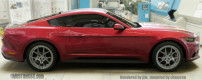 It may be 2015 Mustang S550 engine lineup