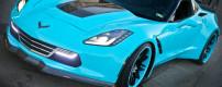 Wide Body Corvette C7 by Forgiato