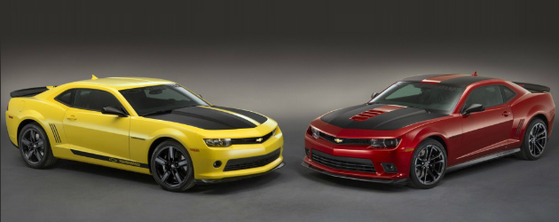 Performance Camaro Concepts