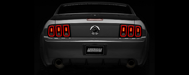 2013 tail lights for your 2005 Mustang