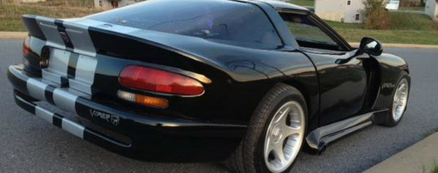 Dodge Viper GTS replica | AmcarGuide com - American muscle car guide