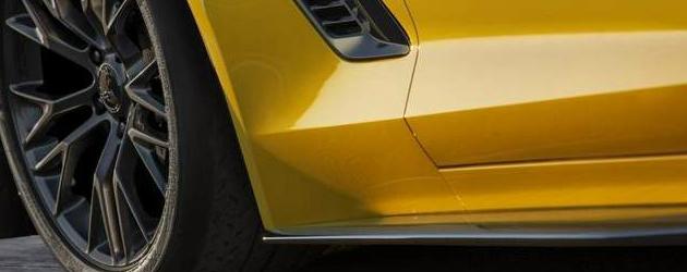 2015 Corvette Z06 teased