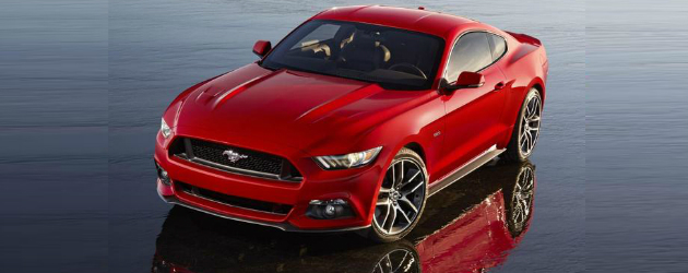 2015 Mustang – photos and videos