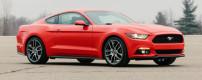 Meet THE 2015 Mustang