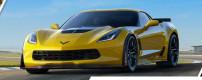 2015 Chevrolet Corvette Z06 oficially reveiled