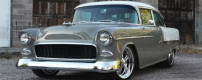 1955 Chevy Bel Air by Kindig It Design