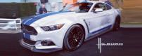 Spied: 2015 Mustang GT350