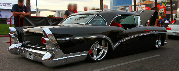 Custom 1957 Buick Special