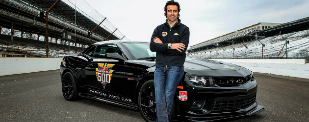 2014 Camaro Z/28 is to pace 2014 Indy 500