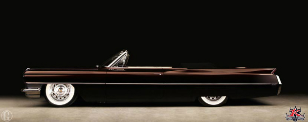 Zero Regrets – Apolo Ohno's 1964 Cadillac custom