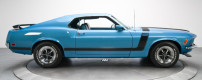 Mr. Nasty – 1970 Mustang Boss 302