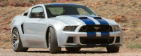 NFS hero Mustang up for grabs