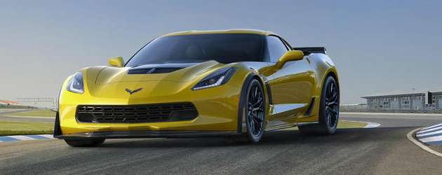 The 1st production 2015 Corvette Z06 hits a million dollars