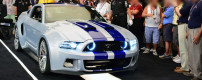 Need for Speed Mustang sold for $300K