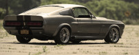 'Mustang Madness' Celebrates 50th Anniversary of Ford Pony Class Archetype