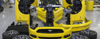 Ford prepares to get 2015 Mustang to Empire State building again