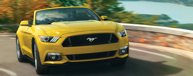 S550 2015  Mustang pricing starts at $24,425