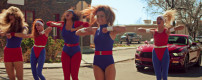 Video: funny 2015 Mustang ad in '80s aerobics style