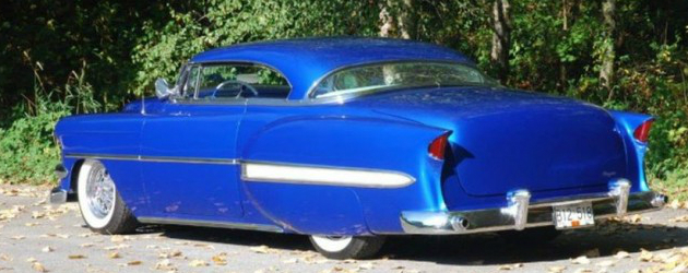 Moonglow – 1954 Chevrolet Bel Air