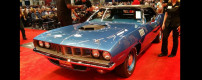 1971 Hemi Cuda Convertible hammered $3.5 million