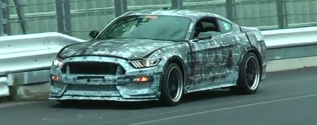 2016 Mustang Shelby GT350R
