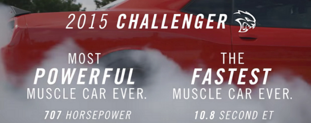 "Dodge Hellcat ""Fastest Muscle Car Ever"""