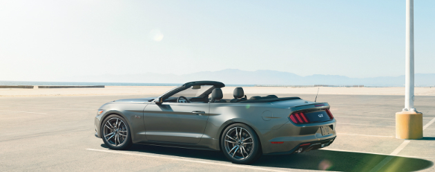 Official: 2015 Mustang Curb weight