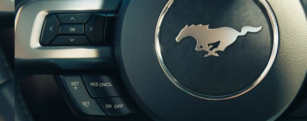 2015 Mustang production started on 14.07.2014