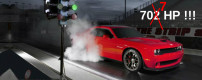 The Hellcat will feature 707 HP