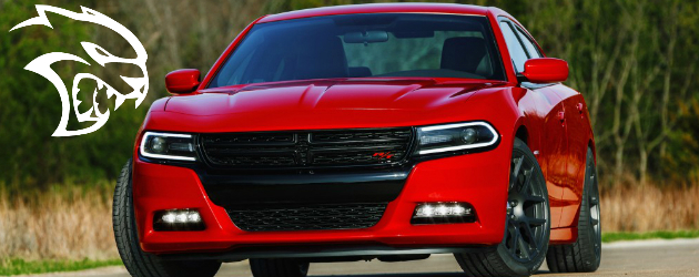 Dodge Charger Hellcat. Well, maybe.