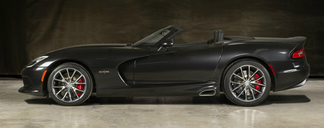 Medusa – SRT Viper roadster conversion