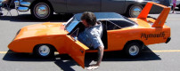 1/2 Scale 1970 Plymouth Superbird
