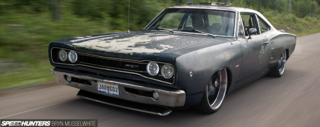 1968 Dodge Coronet based on 2007 Charger SRT8