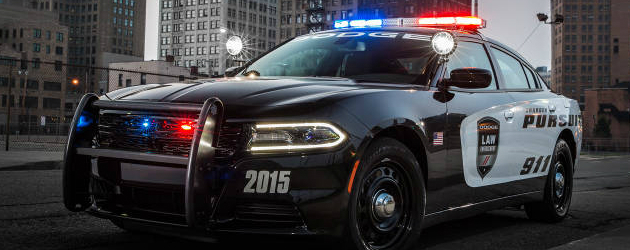 2015 Charger Pursuit car