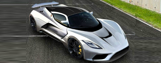 Hennessey Venom F5 – 1400 HP monster
