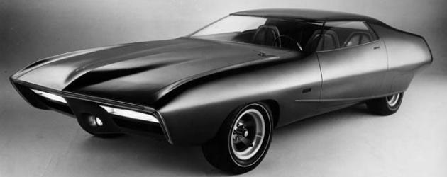 1970 Chrysler Cordoba de Oro Concept