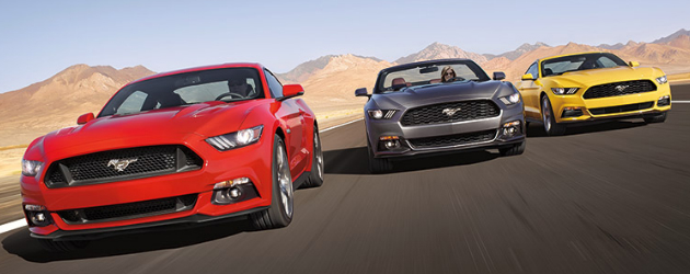 2015 Mustang fuel economy announced