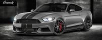 Rumor: 2015 Mustang GT350 will get 5.2 liter V8