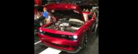 #1 Hellcat Challenger sold for $825K