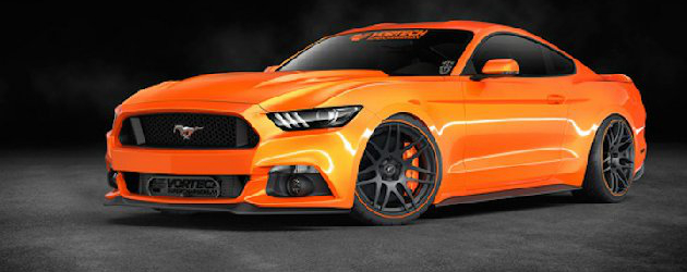 Vortech says 1200 HP 2015 Mustang GT is possible