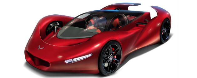 C8 Corvette Concept Ken Okuyama 00 Zora Zr1